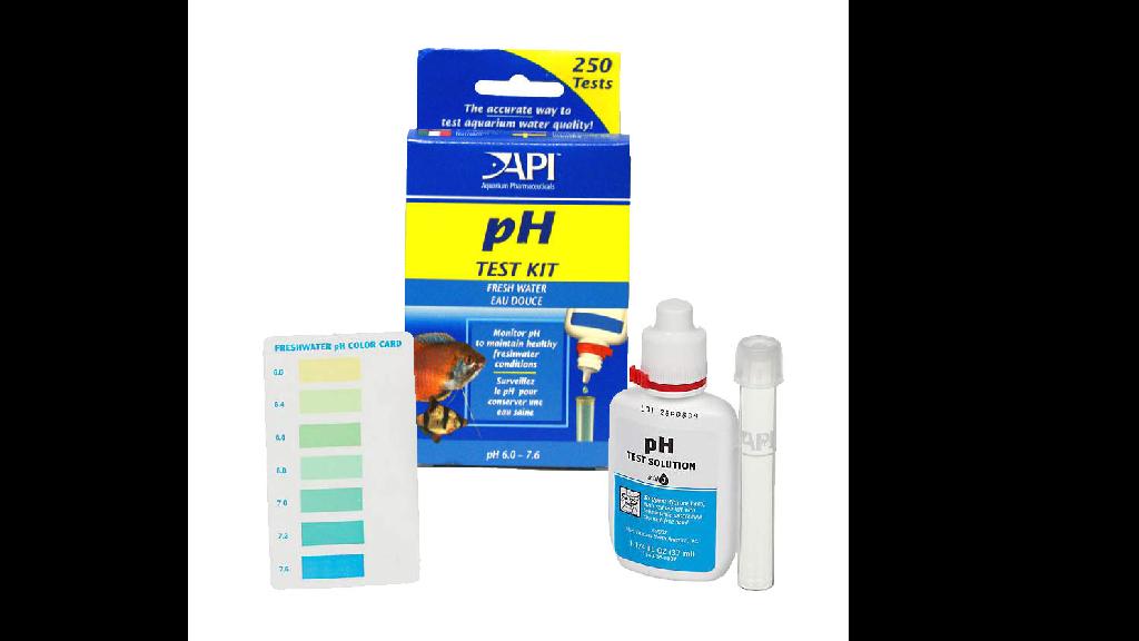 Akvaryumda pH