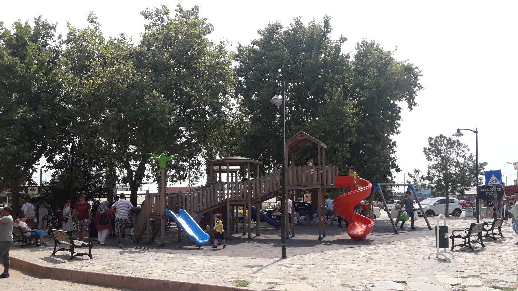 İbrahim Öztürk Parkı