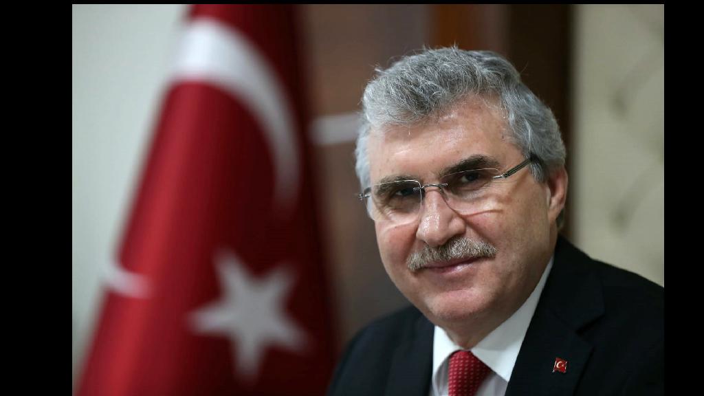 Başkan Yüce'den 2020 Ramazan Ayı Mesajı
