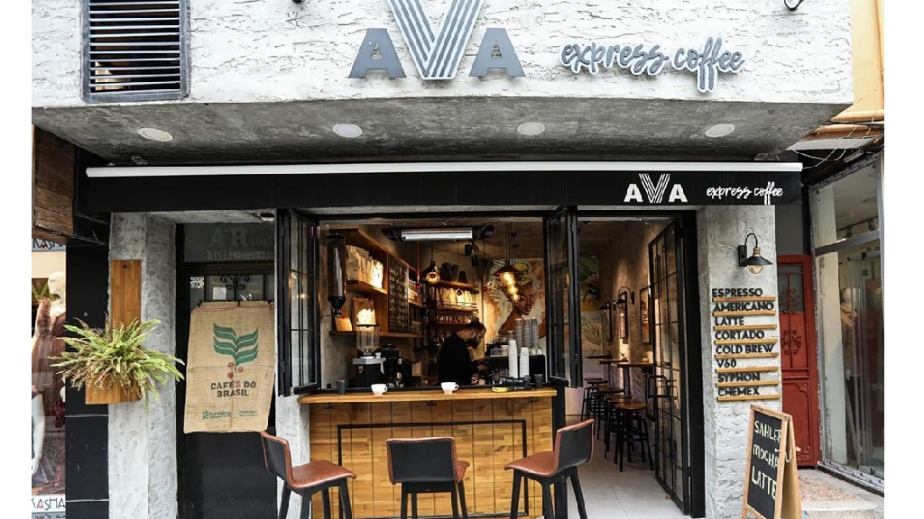 Ava Express Coffee