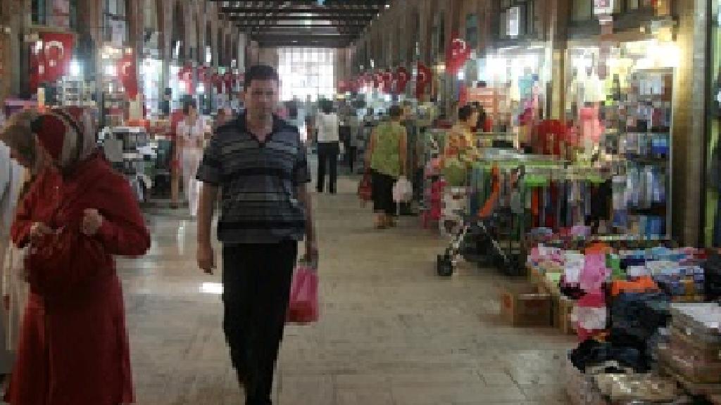 Selimiye Arasta Çarşısı