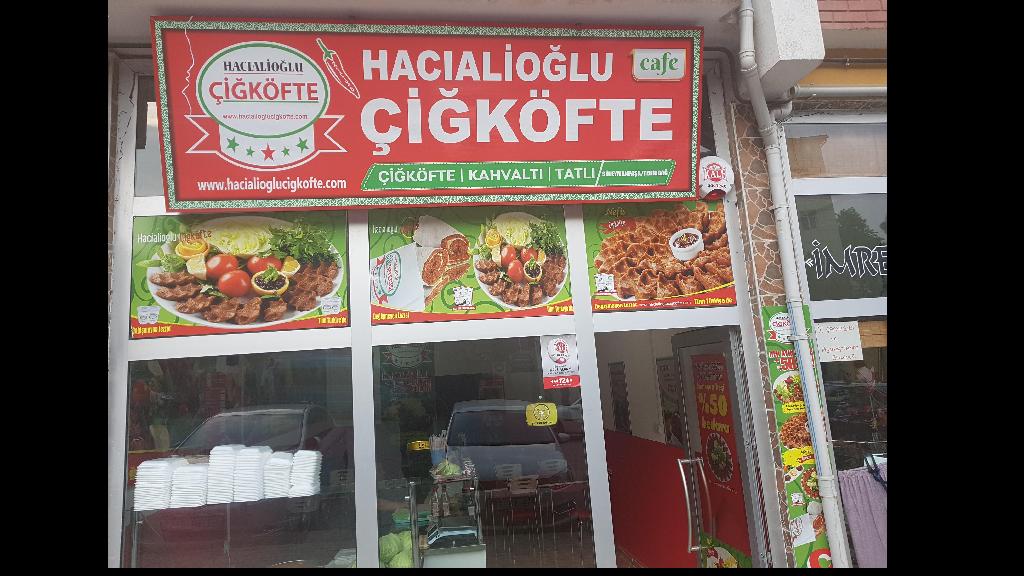 Hacıalioğlu Çiğköfte Tekirdağ