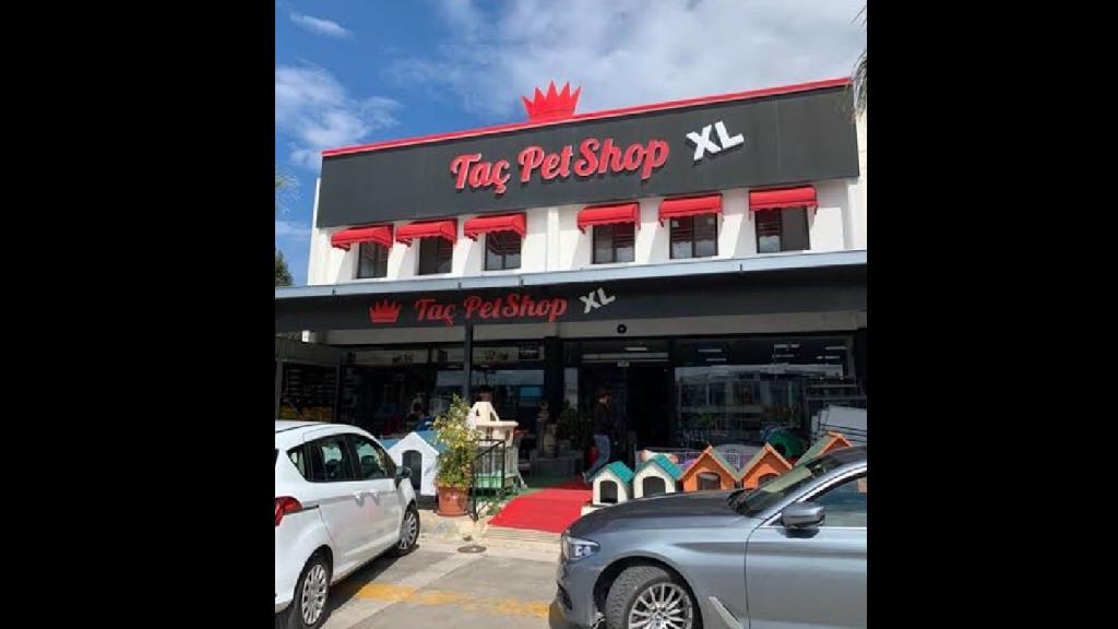 Taç Petshop XL