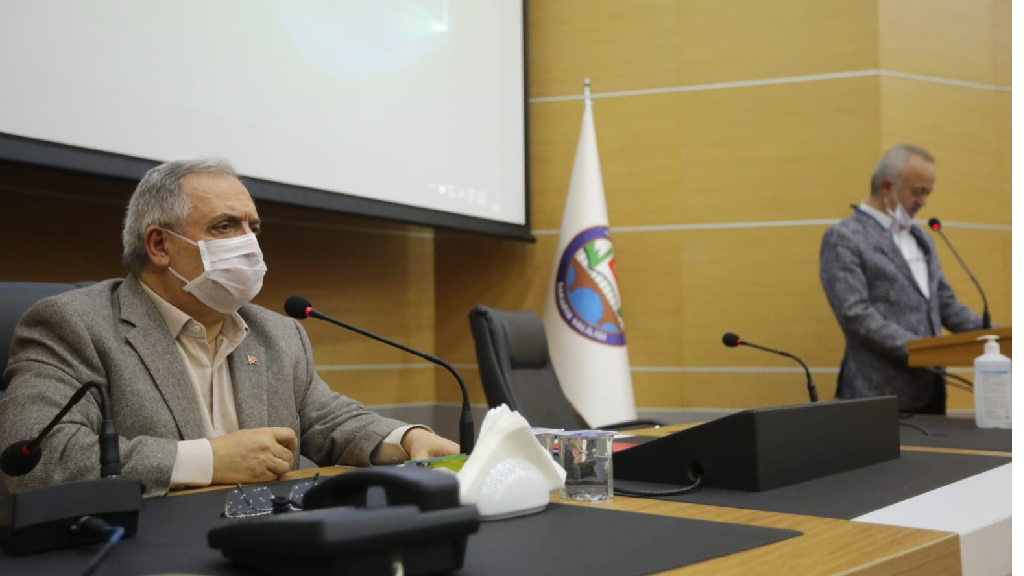 Sakarya İl Pandemi Kurulunda Ek Tedbirler Görüşüldü