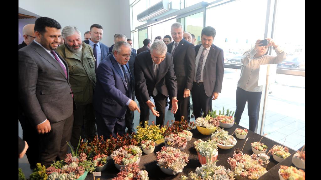 Sakarya Peyzaj ve Süs Bitkiciliği Festivali