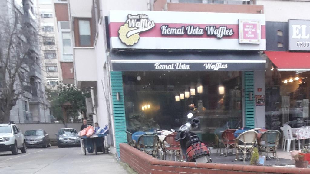 Kemal Usta Waffles (Güneşli Sk)