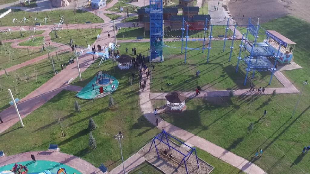 Şehzadeler Parkı