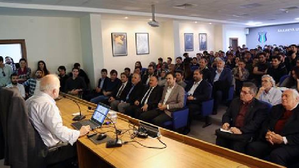 SUBÜ'de İklim Değişikliği Konferansı