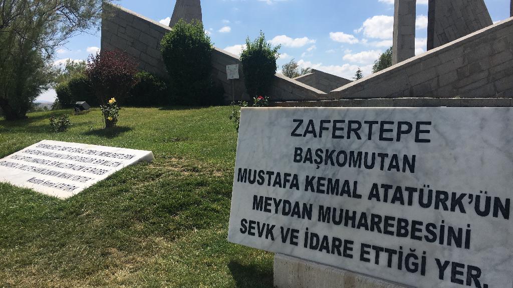 Zafertepe Anıtı