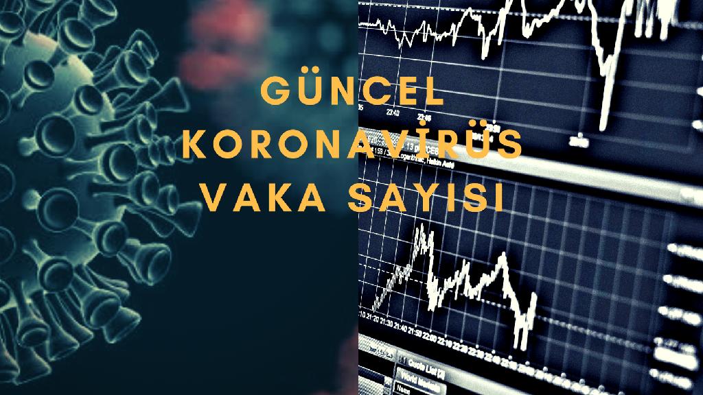 Türkiye'deki Güncel Koronavirüs Vaka Sayısı