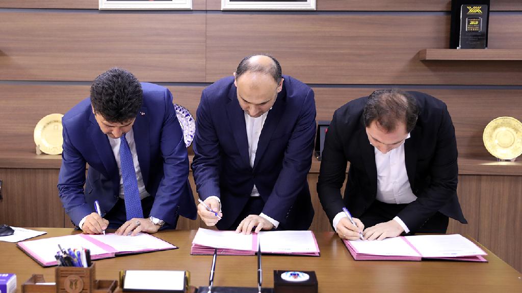 SUBÜ, UDEF, Yedirenk Öğrenci Derneği Protokol İmzaladı
