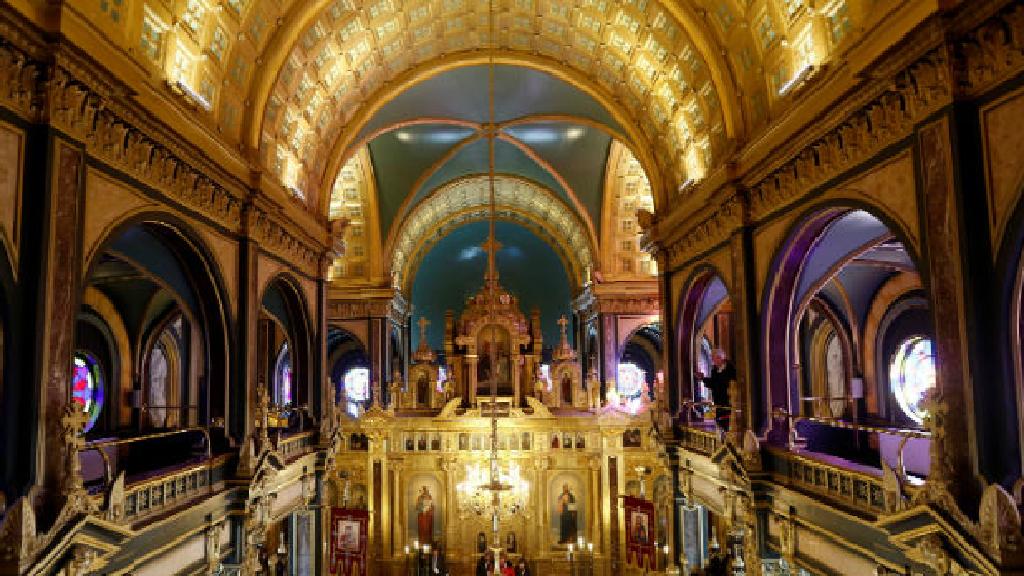 Sveti Stefan Kilisesi