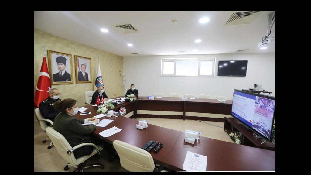 Marmara Bölgesi Emniyet ve Asayiş Toplantısı