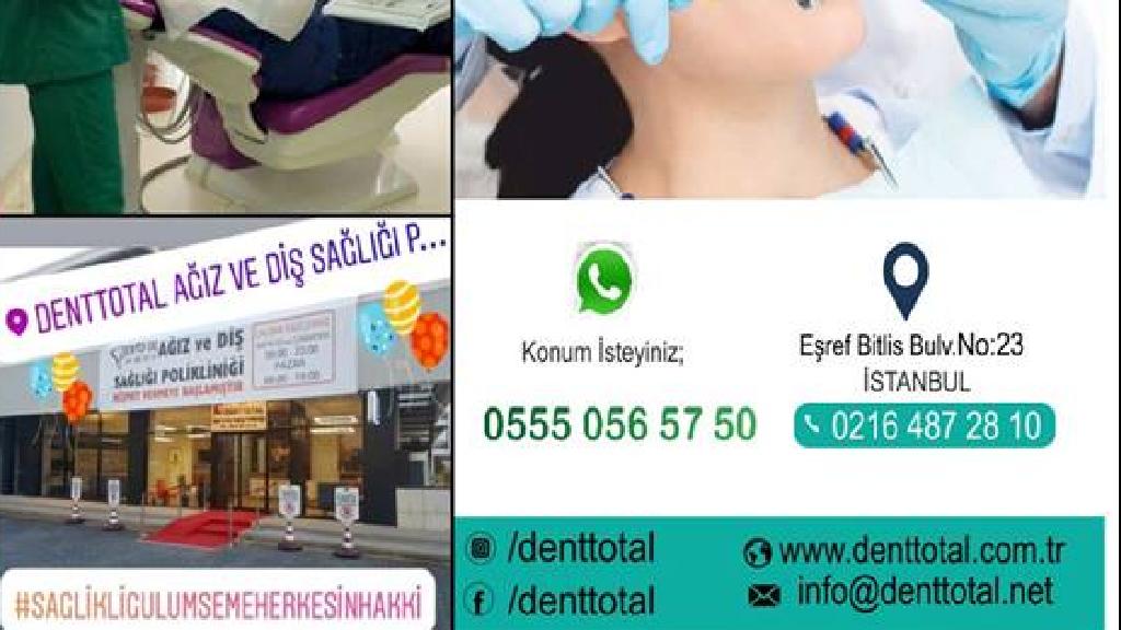 Özel Denttotal Ağız ve Diş Sağlığı Polikliniği