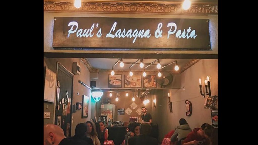 Paul's Lasagna & Pasta